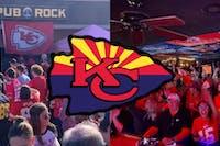 SUPERBOWL 2020 AT PUB ROCK