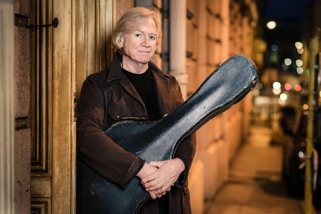 Justin Hayward - NEW DATE -