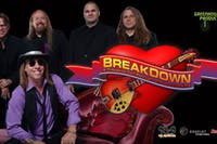 Breakdown: Tom Petty Tribute
