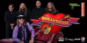 *** CANCELLED *** Breakdown: Tom Petty Tribute
