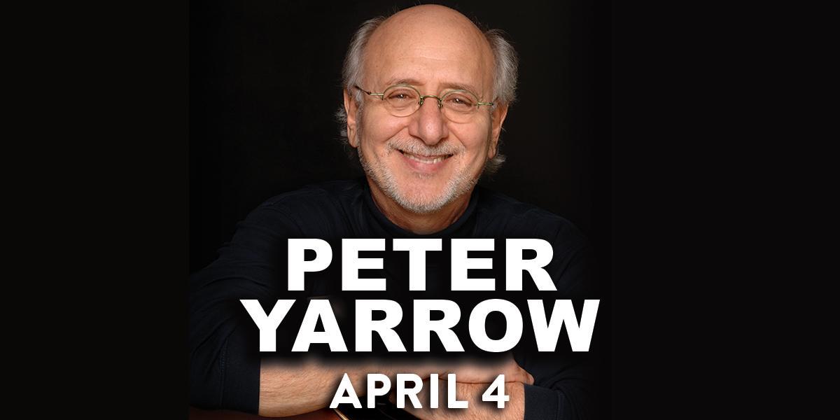 Peter Yarrow of Peter, Paul & Mary