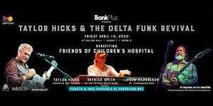 Taylor Hicks and the Delta Funk Revival