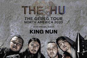 THE HU - THE GEREG TOUR