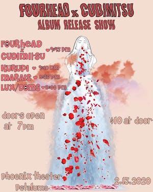 FOURhead x Cudimitsu Album Release Show