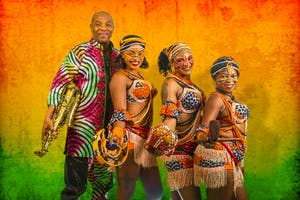 FEMI KUTI & THE POSITIVE FORCE with ZiMBiRA - CANCELED*
