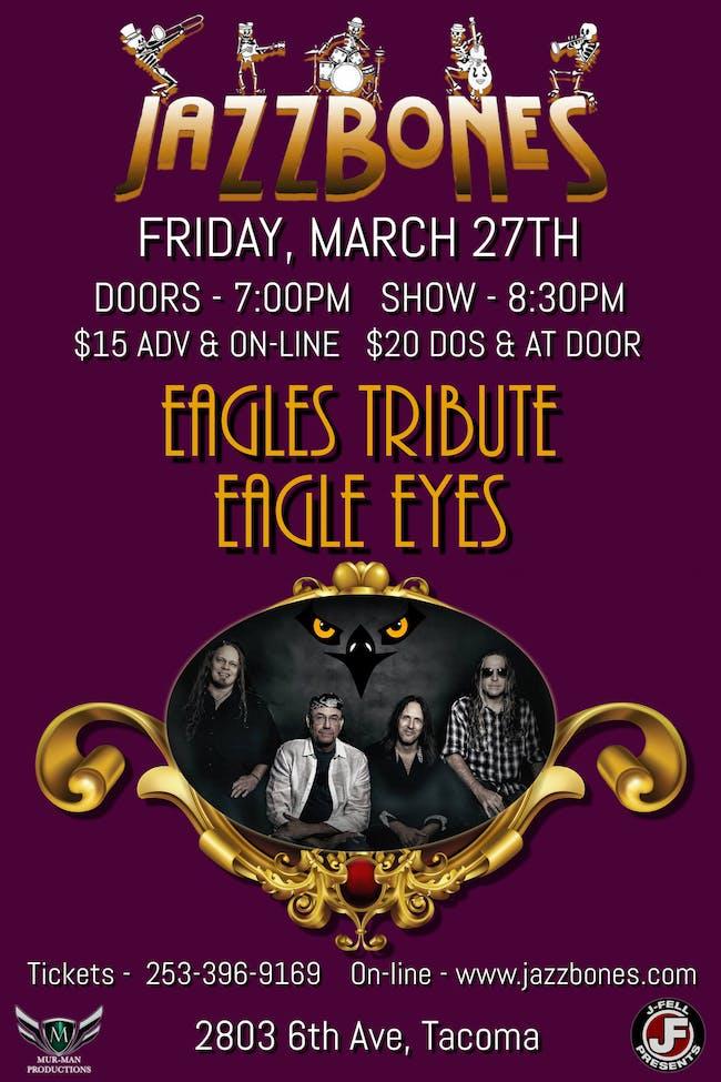 Eagle Eyes (Eagles Tribute)