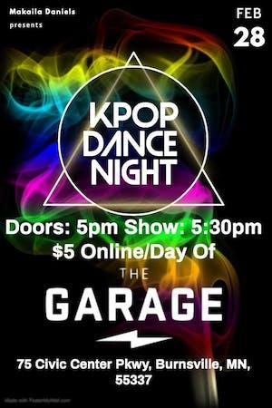 KPOP DANCE NIGHT