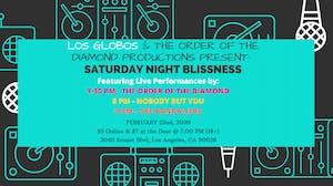 OOTD presents - Saturday Night Blissness