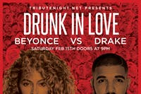 DRUNK IN LOVE: Beyonce vs Drake