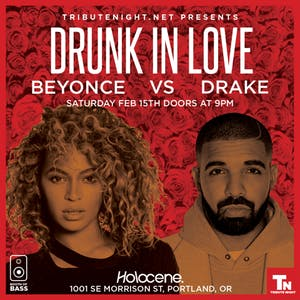 DRUNK IN LOVE: Beyonce vs Drake