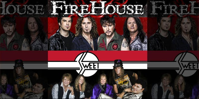 FIREHOUSE and SWEET