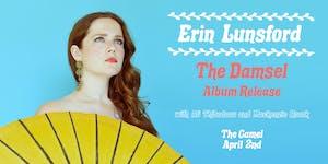"Erin Lunsford ""The Damsel"" Release Show w/ Ali Thibodeau & Mackenzie Roark"