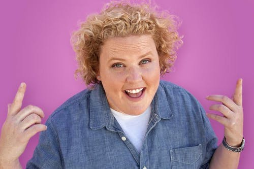 FORTUNE FEIMSTER (NEW DATE!)