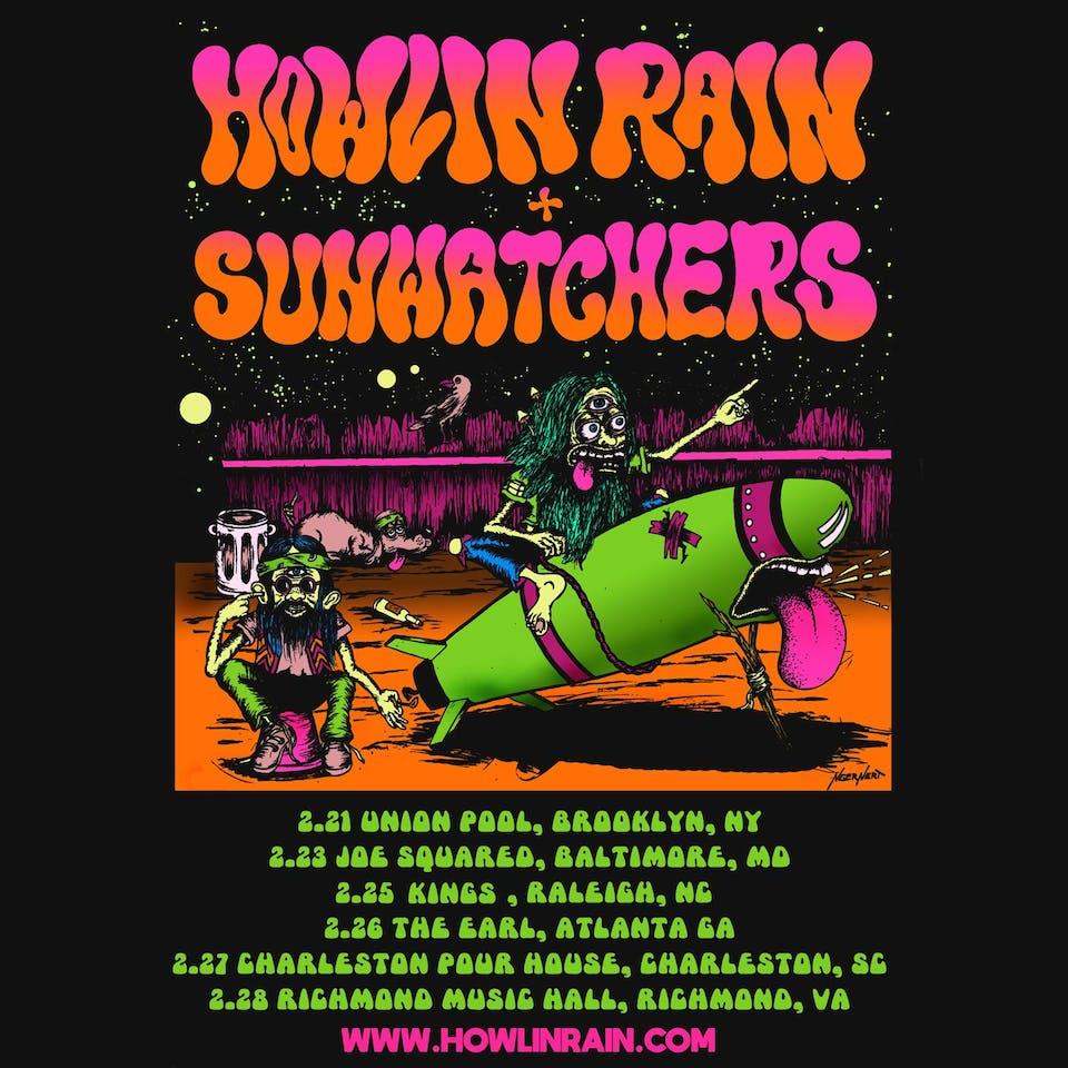 Howlin Rain • Sunwatchers