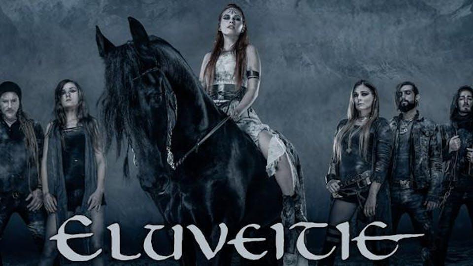 Eluveitie at the Park Theatre