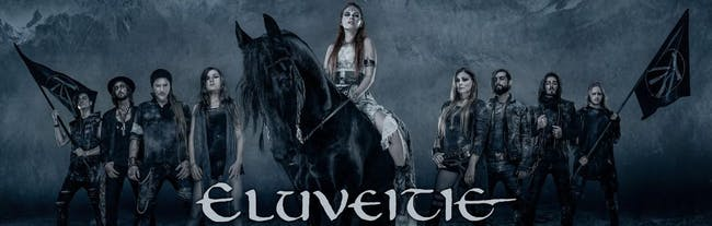 Eluveitie at the Park Theatre