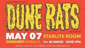 Dune Rats w/guests TBA