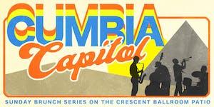 CUMBIA CAPITAL - BRUNCH & BANDS w/ Andres Martinez Trio