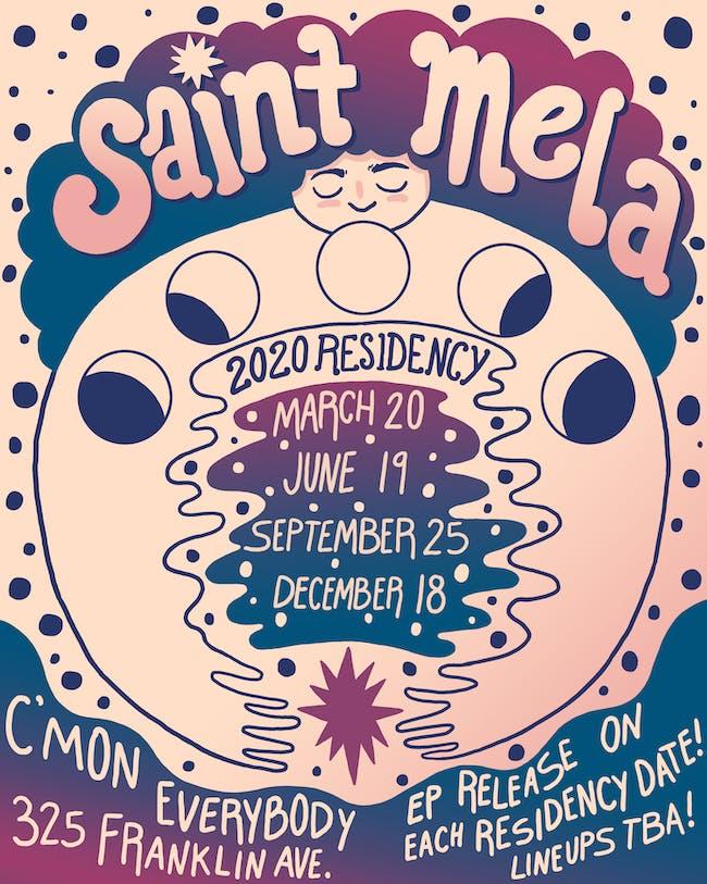 Saint Mela *residency*
