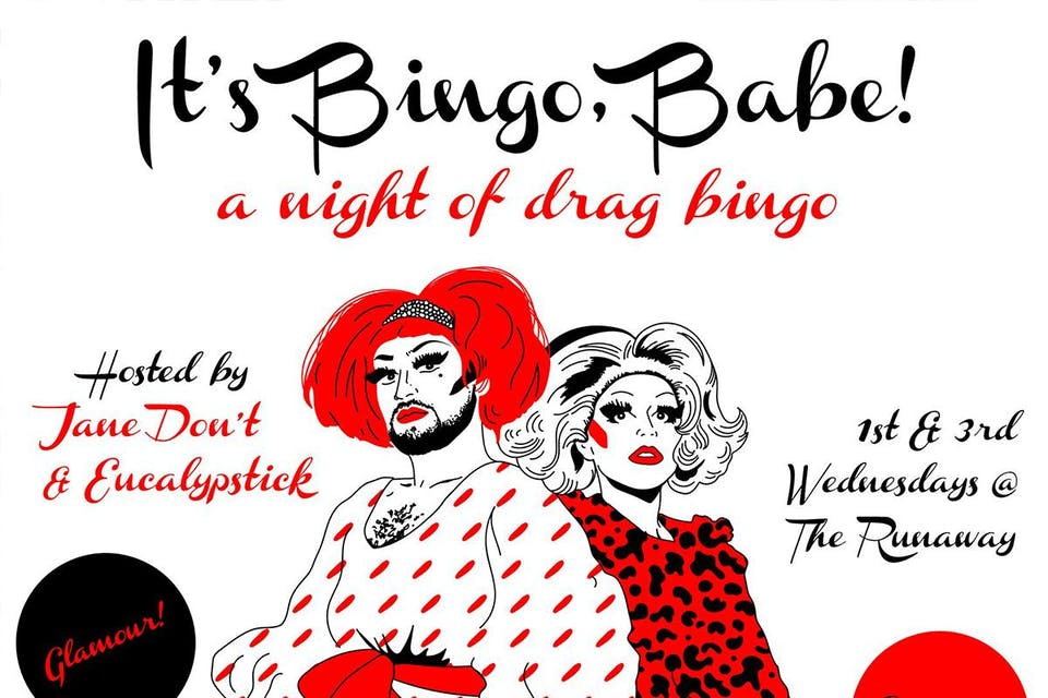It's Bingo Babe! - A Night of Drag Bingo