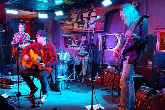 Red Moon Junkies, Cargo Van, Major Matt Mason
