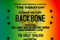 The Vibration feat. The Dungeon Family's Own BACKBONE