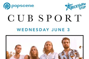 CUB SPORT with support TBA