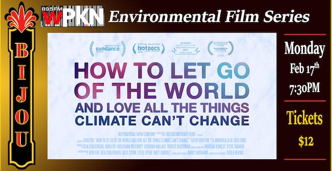 WPKN's Environmental Film Series