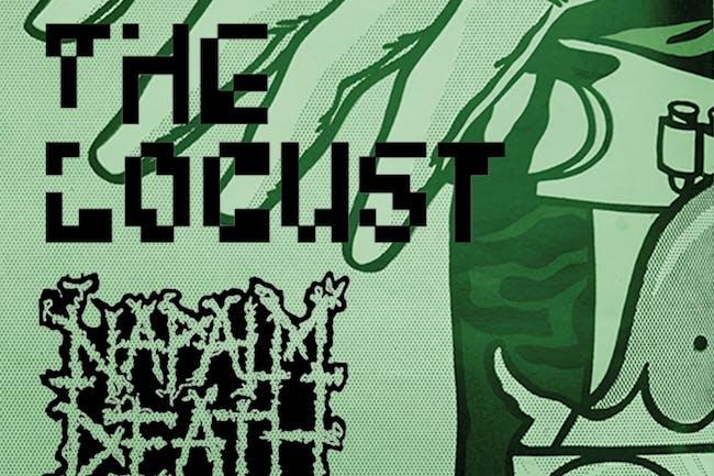 POSTPONED: The Locust + Napalm Death