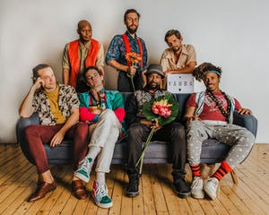 Kaleta & Super Yamba Band / Africa Unplugged / The Living Arts Collective