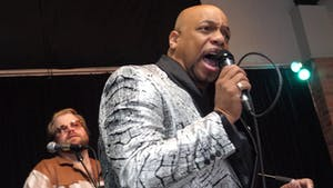 Marcel Smith and the Anthony Paule Soul Orchestra