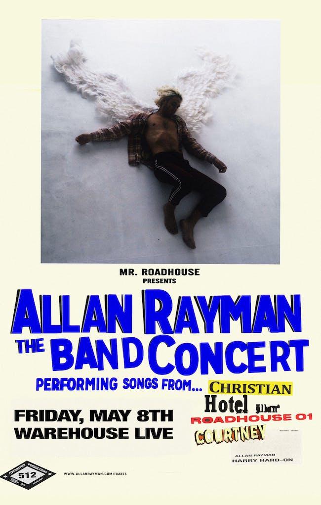 ALLAN RAYMAN THE BAND CONCERT