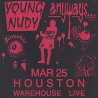 YOUNG NUDY - ANYWAYS...TOUR 2020