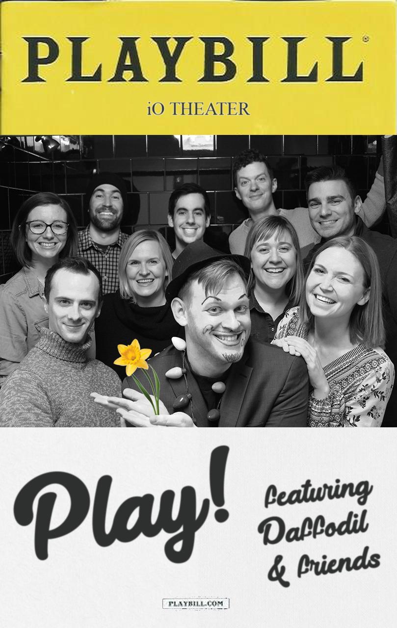 PLAY! Featuring Daffodil & Macbeth