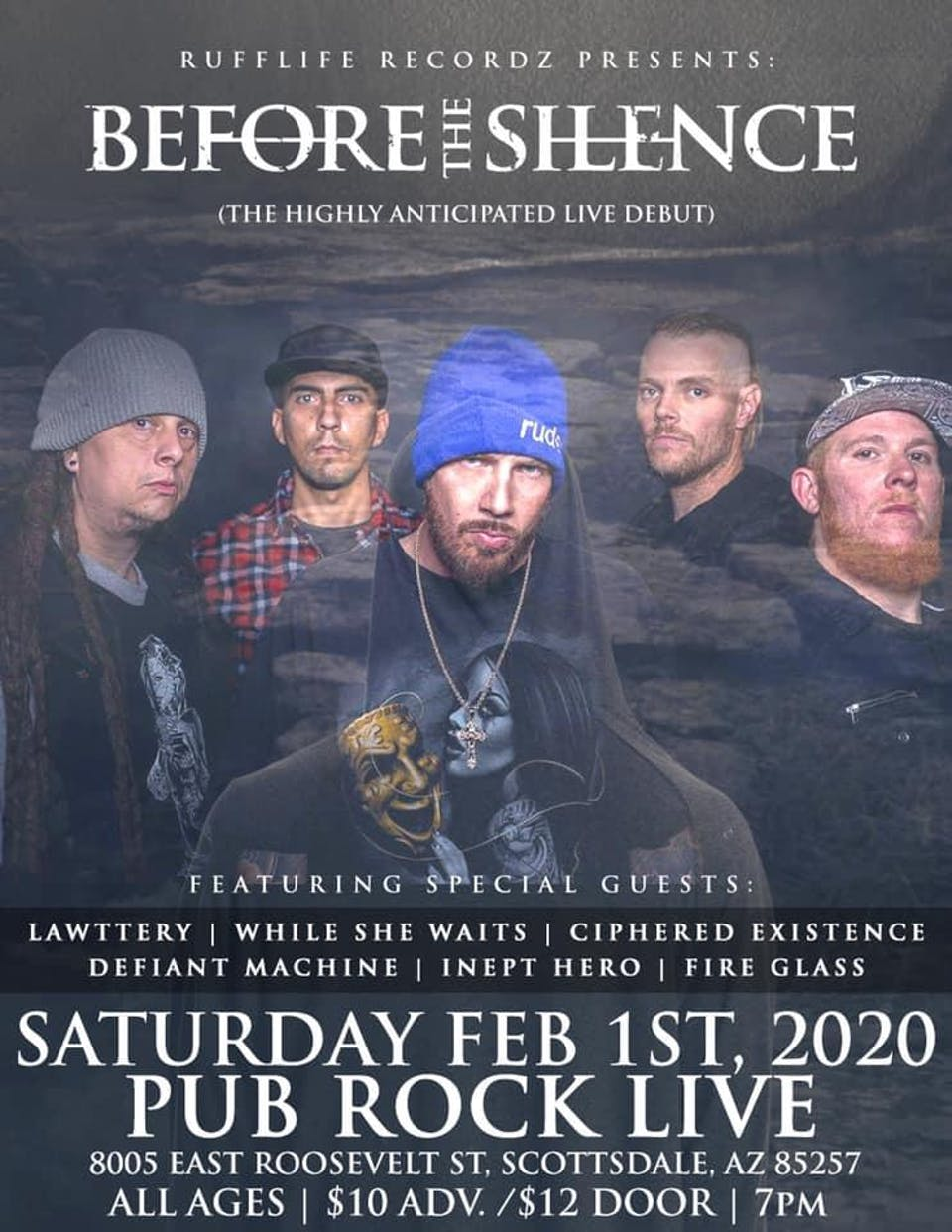 Before The Silence