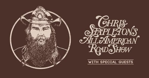 Chris Stapleton All American Road Show​​
