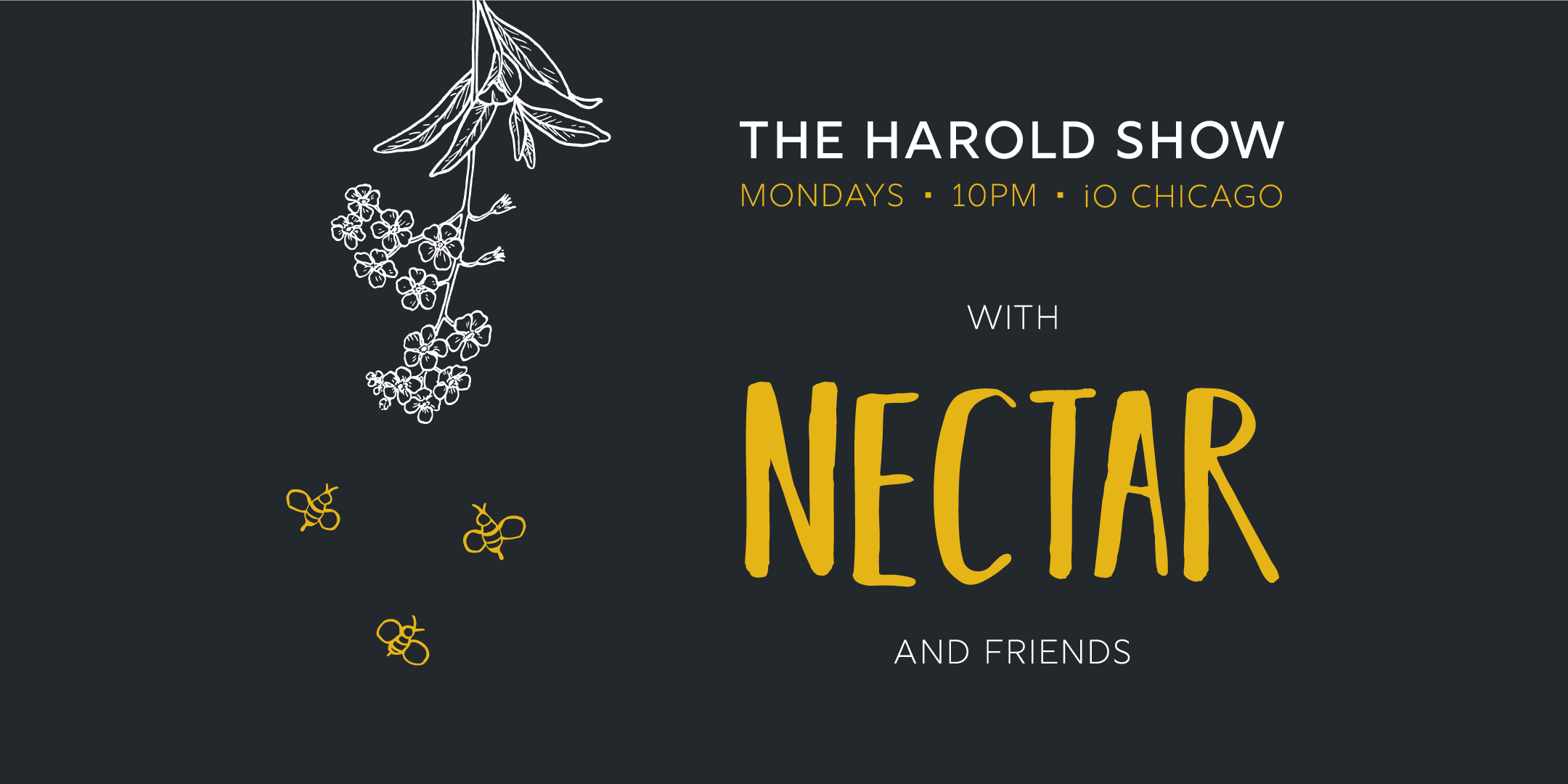The Harold Show with Nectar and Friends feat. Stunt Double & Mothership