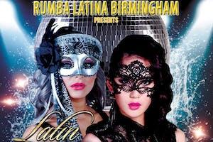 Rumba Latina Birmingham: Latin Masquerade