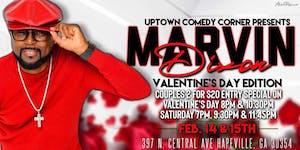 Comedian Marvin Dixon: Valentine's Day Edition