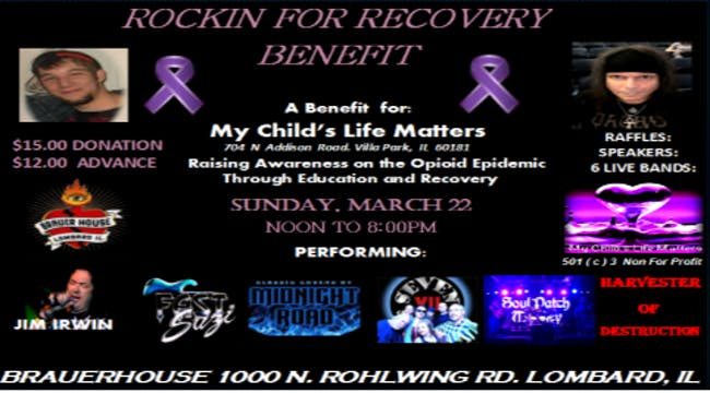 Rockin' for Recovery
