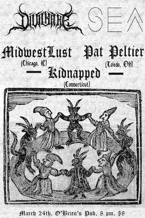 Diva Karr, SEA, Midwest Lust, Pat Peltier, Kidnapped