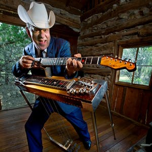 JUNIOR BROWN w/Jim Garrett