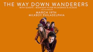 *CANCELED* Way Down Wanderers