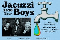 Jacuzzi Boys ~ The Cowboys
