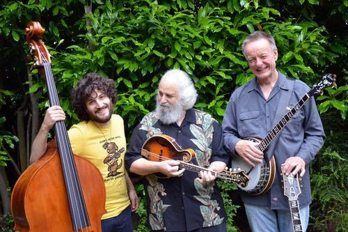 SHOW CANCELED: David Grisman's Dawg Trio  with Danny Barnes & Sam Grisman