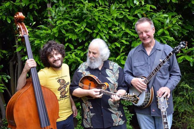 SHOW CANCELED: David Grisman's Dawg Trio  with Danny Barnes & Sam Grisman