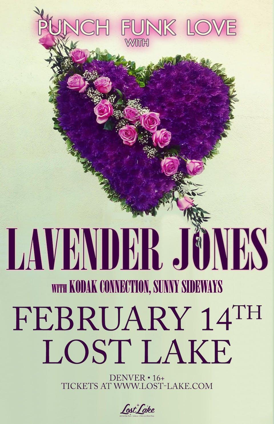 Lavender Jones