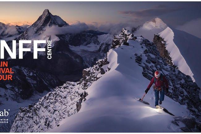 SHOW POSTPONED: Banff Centre Mountain Film Festival World Tour: Program 1