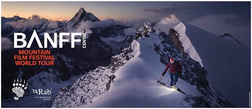 SHOW POSTPONED: Banff Centre Mountain Film Festival World Tour: Program 1