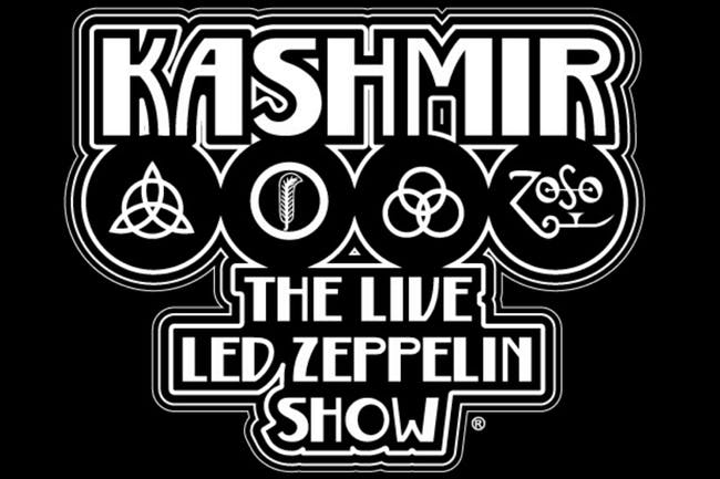 Kashmir  - The Live Led Zeppelin Show!